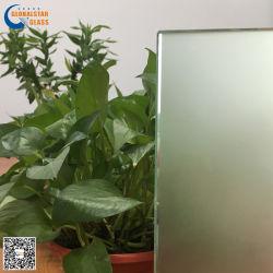 geëtste! Glas van het Glas van het Glas van het Glas van de Vlotter van de Deur van het Glas van het Glas van de Decoratie van het Glas van het Satijn van 4mm, van 5mm, van 6mm, van 8mm, van 10mm, van 12mm het Glas Berijpte Aangemaakte Slimme Zuur