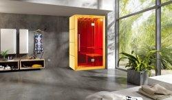 새로운 형식 목제 디자인 승진 가격 I-010를 가진 호화스러운 먼 적외선 Sauna 룸
