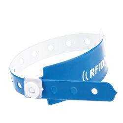 Marke Hochleistungs- UHFlange ReichweiteRFID ausländische des Wristband-H3