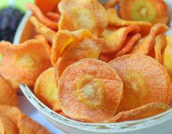 Оптовая торговля при низкой температуре закуски продукты в Китае Vf хрустящие закуски - морковь срез