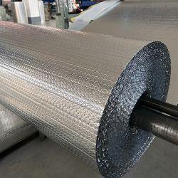Retardante de fuego techo de la burbuja de papel de aluminio El aislamiento térmico para la construcción