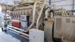 مولد الغاز الطبيعي Jichai 190 Series 500kw-1000kw