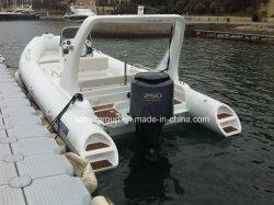 Liya 6.6m 12 человек промысел яхт лодки надувные лодки ребер