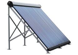 Коллектор для сбора солнечной энергии с тепловой трубой эвакуированы трубки солнечной энергии
