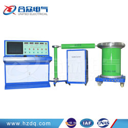 Hipot weerstaat de Hoge Potentiële Testende Reeks van het Proefsysteem 5kVA/50kv AC