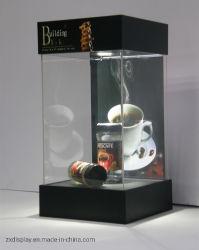 LED 조명 맞춤형 쇼케이스 포함 Acryl Glass 쥬얼리 디스플레이