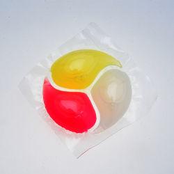 Comercio al por mayor efecto de múltiples dosis de detergente para lavar ropa ecológica OEM/ODM cordones de detergente