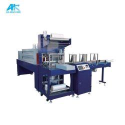 PE 열 수축 필름 감싸기 포장 기계 또는 뻗기 감싸는 기계 /Pet 병 수축 감싸기 패킹 기계장치 (AK-150A)