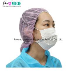 Tamanho grande para salas brancas de food service Headloop máscara facial sem estática headloop suave ES de máscara