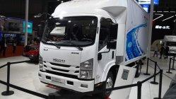 جديد [إيسوزو] شاحنة كهربائيّة