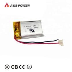Cheap Lipo Batteries 652030 350mAh Batterie Li-Po rechargeable 3,7 V