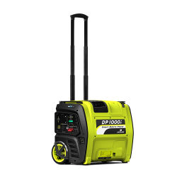 Uso doméstico generador solar alimentación de emergencia cobrados por Solar/CA/Car