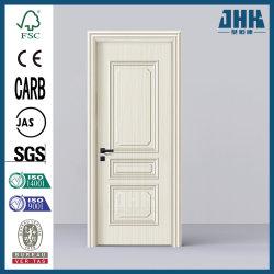 La cerniera di portello della nave dell'oscillazione di HDF personalizza i portelli interni del PVC WPC (JHK-W008)