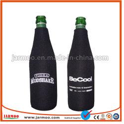 Hochwertiges Bier-Dosen-Flaschen-Kühlvorrichtung-Neopren-Drucken-stämmiger Halter