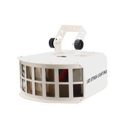 Этапе оборудование 10Вт Светодиодные бабочка лазерного воздействия света этапе штанги освещения лампа караоке и освещения
