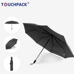 Cadeaux de promotion de la promotion de pliage parapluie