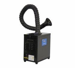 Pure-Air PA-300TS-IQ горячая продажа пылесос средство для сбора пыли и паяльник с единой гибкой рычага