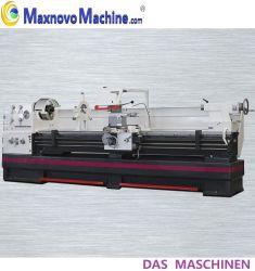 Hohes horizontales Metall der Präzisions-7500W, das Universalmotor-Drehbank (mm-TH6630D, dreht)
