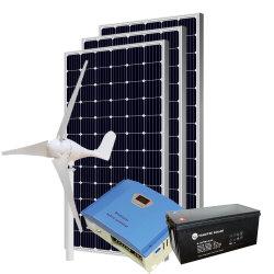 Melhor Yangtze Gerador eólico populares híbrido diesel Sistema de energia solar de 5 kw