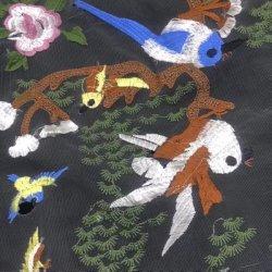 刺繍の網の花様式デザインおよびカラー