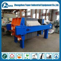 Hydraulische Membranen-Filterpresse für das Luft-Reinigung-System verwendet in der Wasserbehandlung
