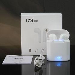 J7s Tws écouteurs stéréo Bluetooth sans fil double Earpods écouteurs intra-auriculaires