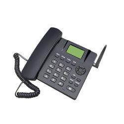 Telefono senza fili fisso di GSM con Dtmf che compone funzione rapidamente di composizione