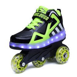 Neue 4 Rad-Rollen-Schuhe