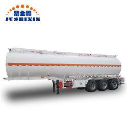 Amplamente usado para Serviço Pesado Utilitário 3 Eixo 30000-50000L de Água do Tanque de Combustível do Tanque de Aço Inoxidável/cisterna de carga do trator semi reboque do veículo