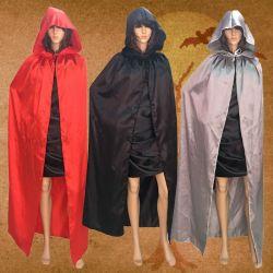 Puntelli del costume della barra del locale notturno del capo del diavolo dello stregone del capo del partito di Halloween