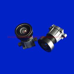 Custom 25mm CS lentes CCTV lentes da Placa Fixa