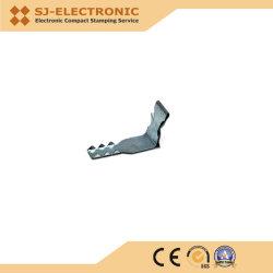 Precision Pressione furação de metal máquina de carimbar parte condutora folha da Mola
