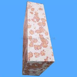 Gesinterde silica Brick Refractory Material Series voor Glass Furnace