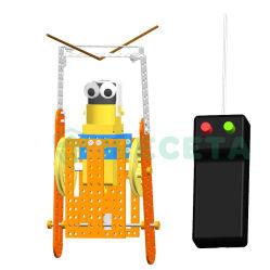 Spielzeug des Dampf-Spielzeug-Temperaturregler-Ventilator-Wissenschafts-pädagogische Spielwaren-kleines Produktions-Montage-Modell-DIY