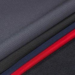 Softshell ha legato il tessuto, W/P: 8000mm, MVP: 800mm, striscia del gemello di 95% Polyester5%Spandex Ripstop Strappare-Arrestano TPU legato tessuto con il tessuto del panno morbido, tre strati laminati