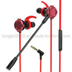 Cuffia Super Stereo Bass Sports Volume Control da 3,5 mm con Amplificatore microfono per iPhone Samsung Nokia Gionee cellulare