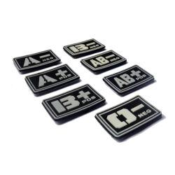 Contrassegno molle Semitransparent su ordinazione di marchio TPU di stampa dello schermo del PVC della gomma di marca di fabbricazione per il sacchetto