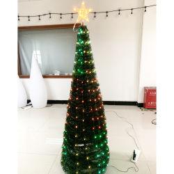Árvore dos Contos de Fadas RGB LED de luz para decoração de férias