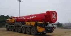 Хорошее качество верхней части марки 220 тонн неровной местности кран
