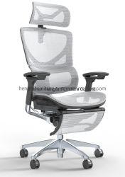 현대적인 디자인의 사무용 가구 인체공학적 메쉬 패브릭 매니저 스위블 가죽 컴퓨터 게임 의자 레이싱 오피스의 의자