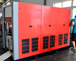 De olievrije water-Ingespoten Compressor van de Lucht van /Industrial van de Compressoren van de Schroef/de Stationaire Compressor van de Lucht voor Geneesmiddel