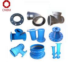 Conexiones de Hierro Ductil Cnbm para todo tipo de tubos/tubo de hierro fundido de hierro dúctil racores para tubo de hierro dúctil y tubo de PVC