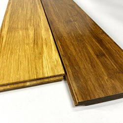 Strand ecológica de bambú tejida piso para interiores y exteriores