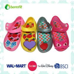Bowknot Décoration Jelly chaussures chaussures en PVC