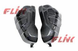 Чехол двигателя Carbon Fiber Parts мотоцикла для BMW R1200GS 2013-2015