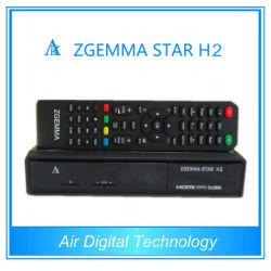 Zgemma-Star H2 DVB-S2+T2/C Hybrid Tuner Original Samsung 109A DVB-T Uner