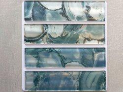 مسطّحة زجاجيّة قالب رخام حجارة حبة لأنّ ريفيّ [إينتريور ولّ] قرميد/[بغّمتريل/بومتريل/زولجو/موسيك] قرميد