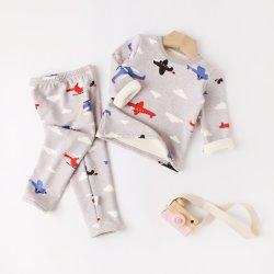 Hersteller verkaufen zweiteilige Kinder Kleidung Sets Herbst und Winter niedlich Baby Kinder Tragen Zwei Stück Set Babykleidung
