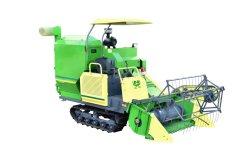 高品質の農業のクローラータイプ米のコンバイン収穫機