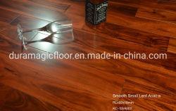 Las pequeñas hojas de acacia de madera de acacia chino Popular multicapa certificado FSC de madera maciza de madera